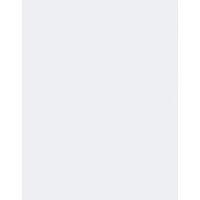 Обложка для скрепкошины Durable А4 прозрачная 50 штук в упаковке