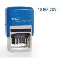 Датер автоматический пластиковый Colop S220 (шрифт 4 мм буквенное обозначение месяца)