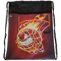 Мешок для обуви №1 School Basketball 370x470 мм, карман