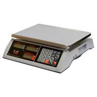 Весы торговые настольные M-ER 327AC-15.2 Ceed LCD белые