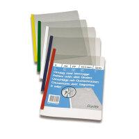 Папка для брошюровки Bantex со скрепкошиной А4 (до 30 листов 5 штук в упаковке)