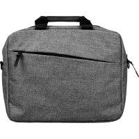 Конференц-сумка из полиэстера серого цвета 3284.10