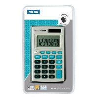 Калькулятор карманный Milan 150208BBL 8-разрядный