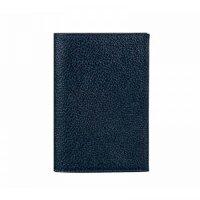 Бумажник водителя Fabula из натуральной кожи синего цвета BV.1.BK