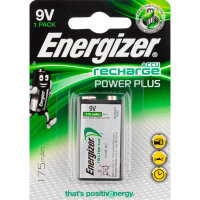 Аккумулятор Крона 9V Energizer Power Plus