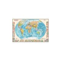 Карта Настенная карта Мир политическая с флагами 1:30млн.,1,22x0,79м.,ОСН1224000