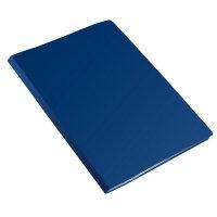 Папка на 2-х кольцах Attache пластиковая 20 мм синяя
