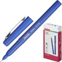 Линер Attache Contour синий c металлическим клипом толщина линии 0.5 мм