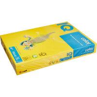 Бумага цветная IQ Color (А3 80 г/кв.м IG50-горчичный  500 листов)