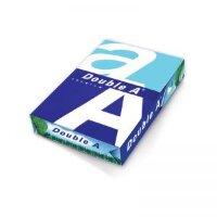 Бумага Double A (80 г/кв.м  формат А4  500 листов)
