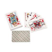 Карты игральные 54 шт/колода ИН-0420