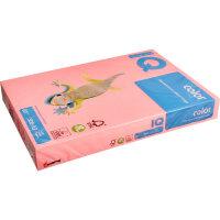 Бумага цветная IQ Color (А3 80 г/кв.м NEOPI-розовый неон  500 листов)