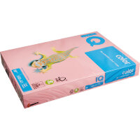 Бумага цветная IQ Color (А3 80 г/кв.м PI25-розовый  500 листов)