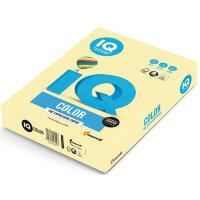 Бумага цветная IQ Color (А3 80 г/кв.м YE23-желтый  500 листов)