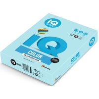 Бумага цветная IQ Color (А3 80 г/кв.м МВ30-голубой  500 листов)
