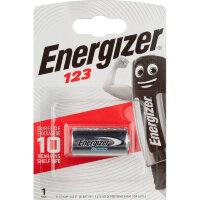 Батарейка Energizer Lithium Photo 123