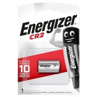Батарейка Energizer Lithium Photo CR2