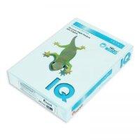 Бумага цветная IQ Color (А4  160 г/кв.м BL29 - светло-голубой  250 листов)