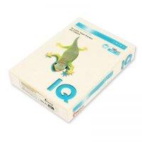Бумага цветная IQ Color (А4  160 г/кв.м CR20-кремовый  250 листов)