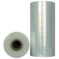 Стрейч-пленка для машинной упаковки 12 мкм x 50 см x 2900 м вес 16 кг престрейч 200%