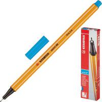Линер Stabilo Point 88/32 голубая (толщина линии 0.4 мм )
