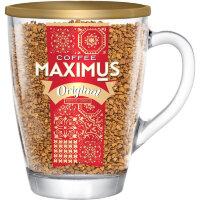 Кофе сублимированный в стек. кружке Original ТМ Maximus 70г