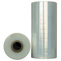 Стрейч-пленка для машинной упаковки 17 мкм x 50 см x 2050 м вес 16 кг престрейч 180%