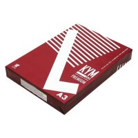 Бумага KYM Lux Premium (А3 80 г/кв.м белизна 170% CIE  500 листов)