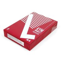 Бумага KYM Lux Premium (А4  80 г/кв.м белизна 170% CIE  500 листов)