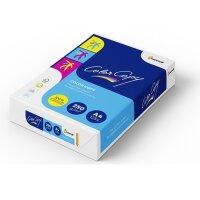 Бумага для цветной лазерной печати Color Copy (А4 250 г/кв.м белизна 161% CIE 125 листов)