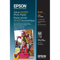 Фотобумага для цветной струйной печати Epson C13S400038 односторонняя глянцевая 10x15 см 200 г/кв.м 50 листов