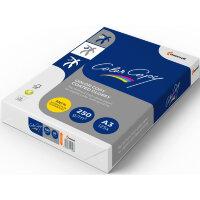 Бумага для цветной лазерной печати Color Copy Coated Glossy А3 250 г/кв.м белизна 139% CIE 125 листов