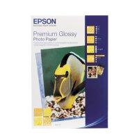 Фотобумага для цветной струйной печати EPSON s041315 Glossy (глянцевая  А3  255 г/кв.м  20 листов)