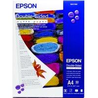Фотобумага для цветной струйной печати EPSON s041569 (матовая  А4  178 г/кв.м  50 листов)
