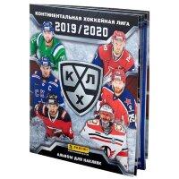 Альбом для детских наклеек HOCKEY RU SEASON 12/ КХЛ сезон 2019-20