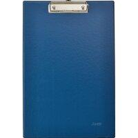 Папка-планшет Bantex картонная синяя (2.7 мм)