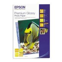 Фотобумага для цветной струйной печати EPSON s041729 Premuim Photo (глянцевая  10x15  255 г/кв.м  50 листов)