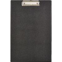Папка-планшет Bantex картонная черная (2.7 мм)