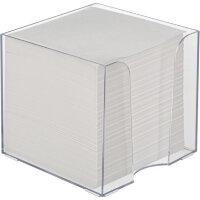 Блок для записей Attache 90x90x90 мм белый в боксе плотность 65 г/кв.м
