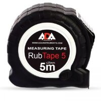 Рулетка ADA RubTape 5 5 м x 25 мм с фиксатором