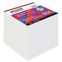 Блок для записей Attache Economy 75x75x75 мм белый плотность 65 г/кв.м