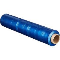 Стрейч-пленка для ручной упаковки 190 м x 50 см x 23 мкм синяя вес 2 кг престретч 180%