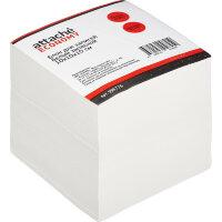 Блок для записей Attache Economy 10x10x10 мм белый плотность 65 г/кв.м