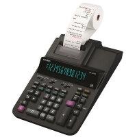 Калькулятор Casio DR-320RE с печатающим устройством 14-разрядный черный