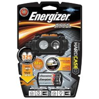 Фонарь ручной Energizer Hard Case Head Light With attachment