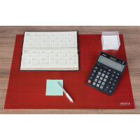 Коврик на стол Attache Selection розовый 475x660 мм