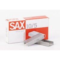 Скобы для степлера № 10 Sax (1000 штук в пачке)