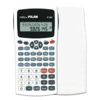 Калькулятор Milan M240 10+2 разрядный 240 функций белый